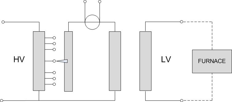 Autotransformer diagram