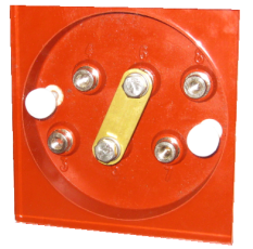 Protective cover for the tapping links