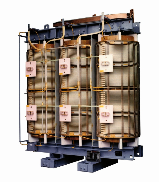 Air insulated transformers
