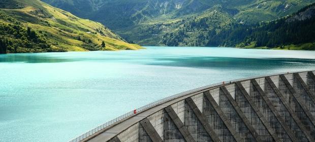 hydropower plant sea trasformatori