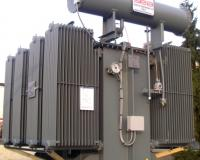10 MVA MT/MT power transformer for Cereal Docks biomass plant