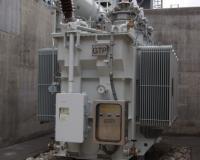 14 MVA transformer for ENEL hydrogen plant