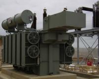16/20 MVA ONAN/ONAF Transformer for wind farm