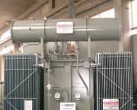 28 MVA transformer for cogeneration plant