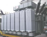 30 MVA Transformer for mobile substation