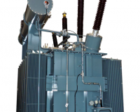 50 MVA step-up transformer