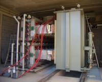 7 MVA furnace transformer for titanium process