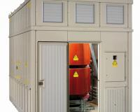 9 MVA transformer with special enclosure