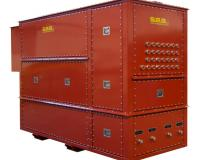 IP 55 enclosure for TTH transformer