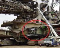 SEA liquid immersed transformer for open pit mine machine