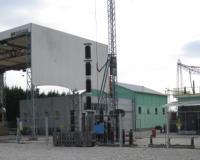 Short circuit test made at SVEPPI on liquid immersed transformer