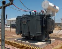 Shunt reactor 10 Mvar Botswana