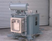 Stepless regulated Petersen coil 20 kV 200 A