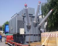 Transformer 5750 kVA ONAN for mobile substation