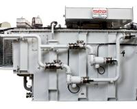 Transformer with OFAF cooling