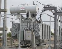 Transmission substation with SEA transformer