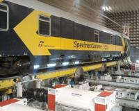 RFI Osmannoro railway testing center