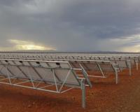 Kathu solar plant in South Africa