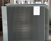 1600 kVA three-phase liquid immersed hermetic transformer