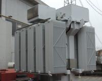 6.2 MVA hermetically sealed converter transformer for 24 pulse application