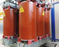 6000 kVA made by two indipendent 2 winding transformers