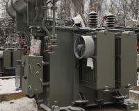 Single-phase regulating autotransformer_Power rating 12500 / 12500 / 900 kVA