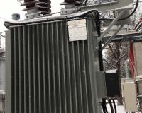 Single-phase transformers 400 kVA