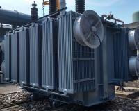 New SEA transformer 25 MVA 132/11 kV