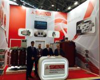 """SEA stand in Moscow """"Electrical Network"""" exhibition"""